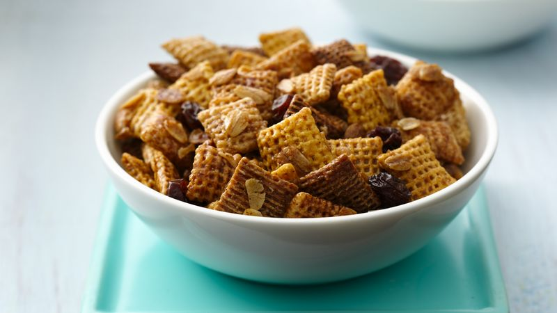 Oatmeal-Raisin Cookie Chex™ Mix