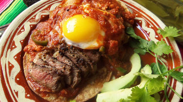 Steak Huevos Rancheros