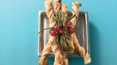 Asiago Pastry Straws