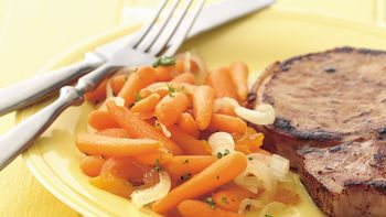 Slow-Cooker Apricot-Glazed Carrots