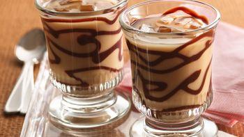 Iced Vanilla Soy Latte