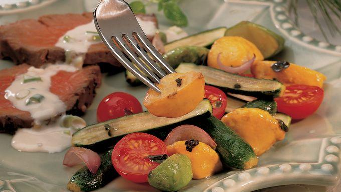 Holiday Vegetable Medley