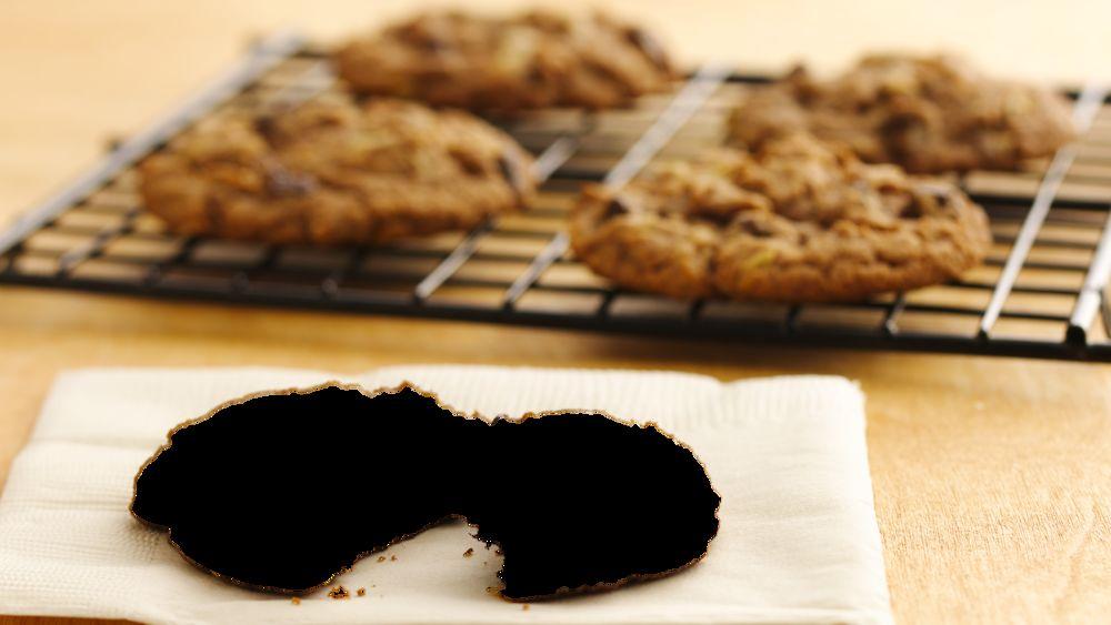 Deluxe Triple-Chocolate Cookies