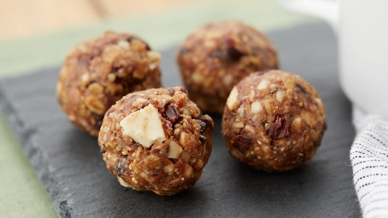 No-Bake Granola Bites
