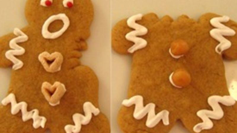 Silly Gingerbread Men