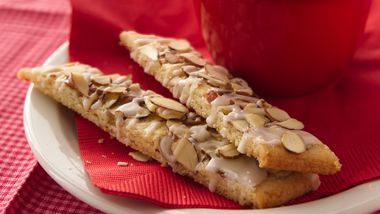 Scandinavian Almond Cookies