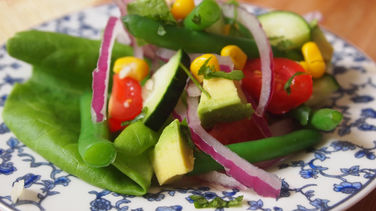 Ceviche-Inspired Summer Salad