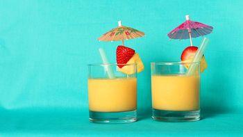 Piña Colada Mango Smoothie
