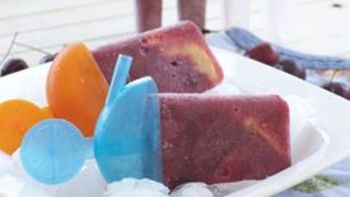 Stone Fruit Paletas