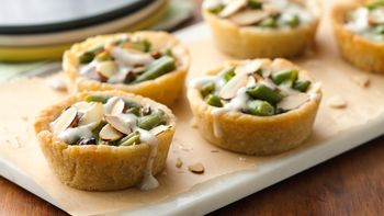 Gluten-Free Mini Green Bean Casseroles in Pastry