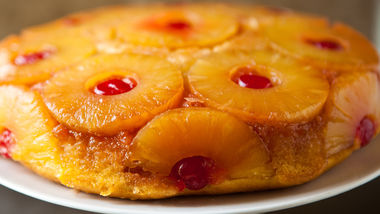 Pineapple Upside-Down Skillet Cake