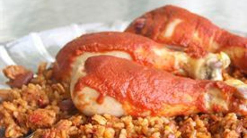 Chicken Drummy Mexi Mash-Up