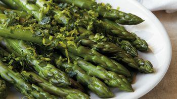 Asparagus with Gremolata