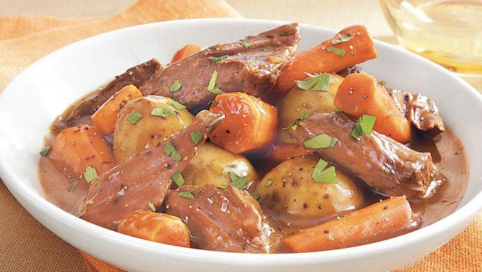 Slow-Cooker Easy Pot Roast