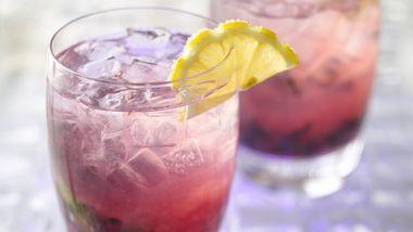 Blueberry Hard Lemonade