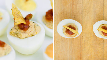 Taco Deviled Eggs