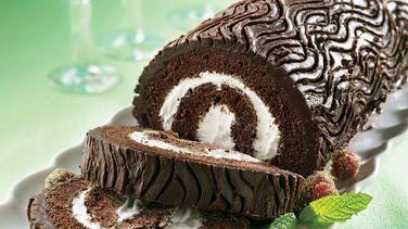 Yule Log Cake Recipe Betty Crocker