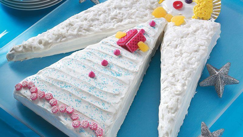 Christmas Angel Cake