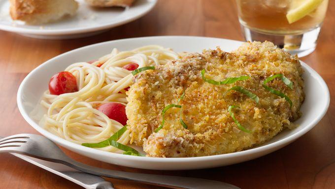 Pesto Parmesan Chicken