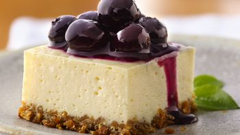 Blueberry Cheesecake Squares