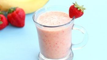 Up and At Them Fruit Smoothie