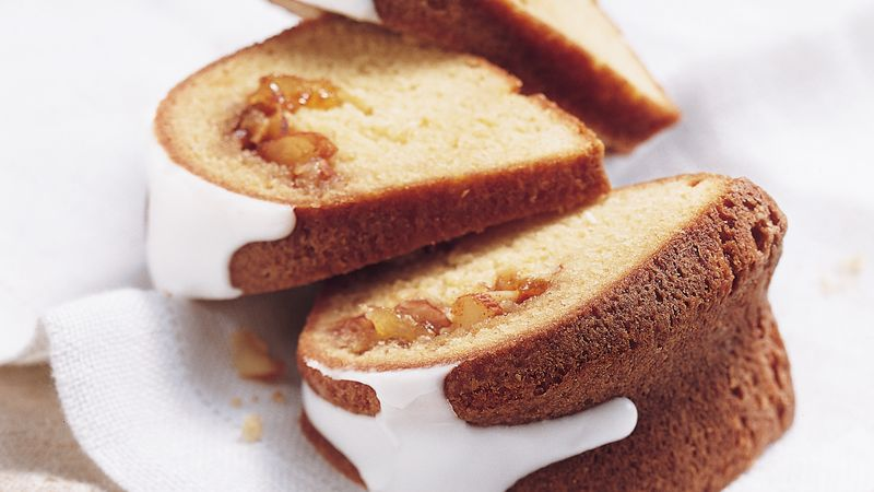 Almond Sour Cream Coffee Cake