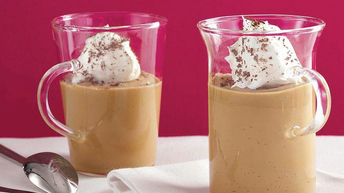 Cappuccino Pudding