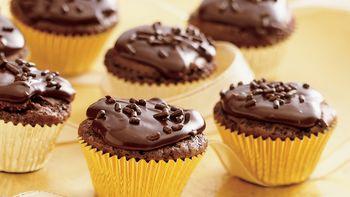 Chocolate Truffle Brownie Cups