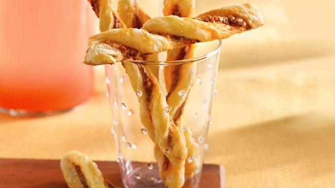 Chili-Cheese Twists