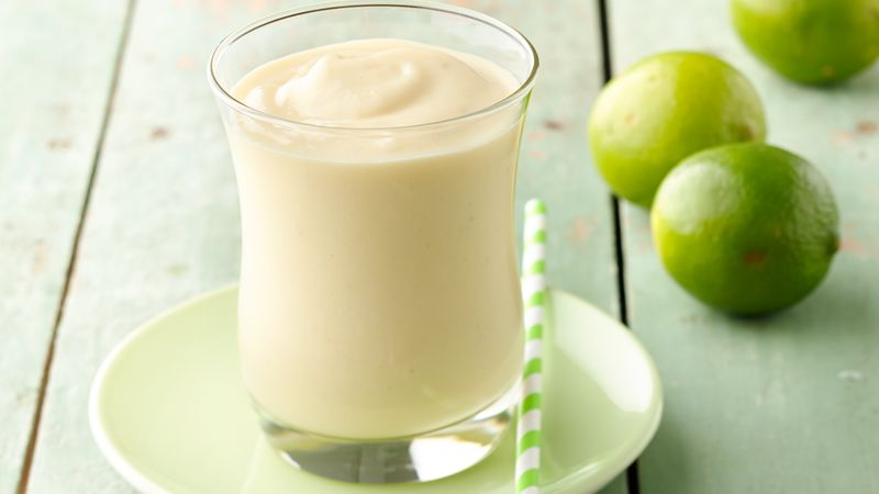 Healthy Tropical Smoothie recipe from Betty Crocker
