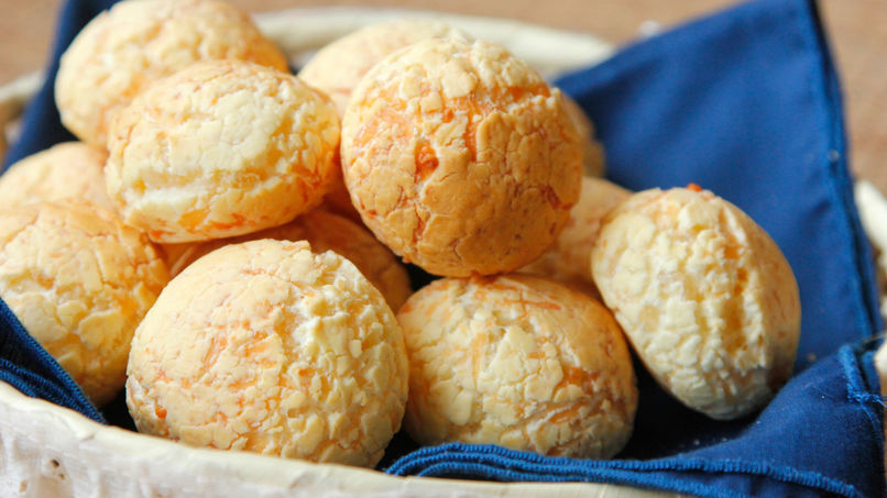 Chipas - Argentinian Cheese Bread