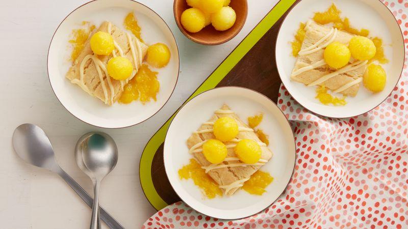 Mango Lemon Leche