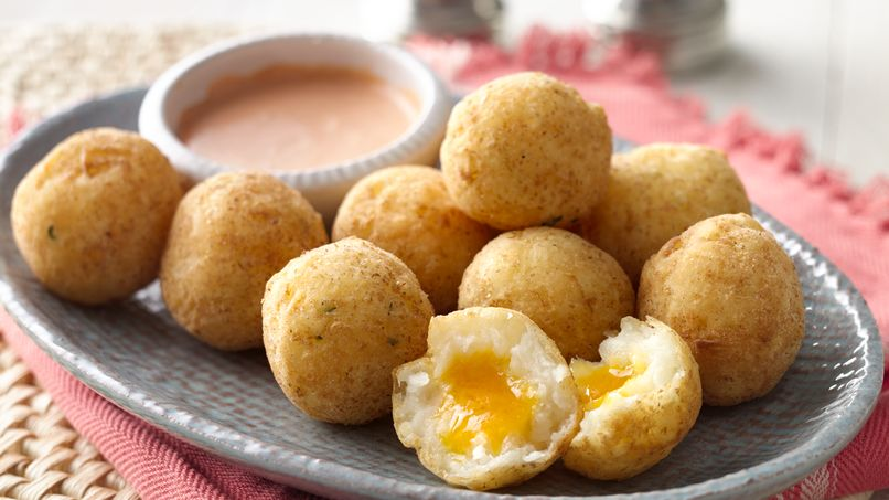 Yucca croquettes