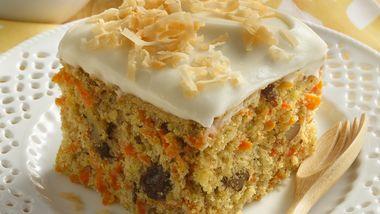 Morning Glory Carrot Cake
