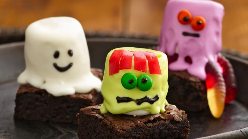 BOO! Brownies