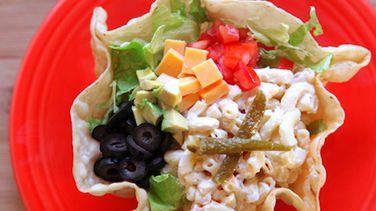 Ensalada Cremosa de Taco y Pasta
