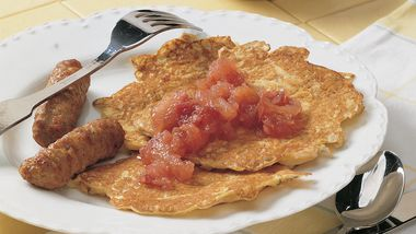 Chunky Gingered Applesauce