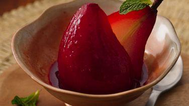 Crimson Pears