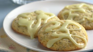 Lemon-Poppy Seed Cookies