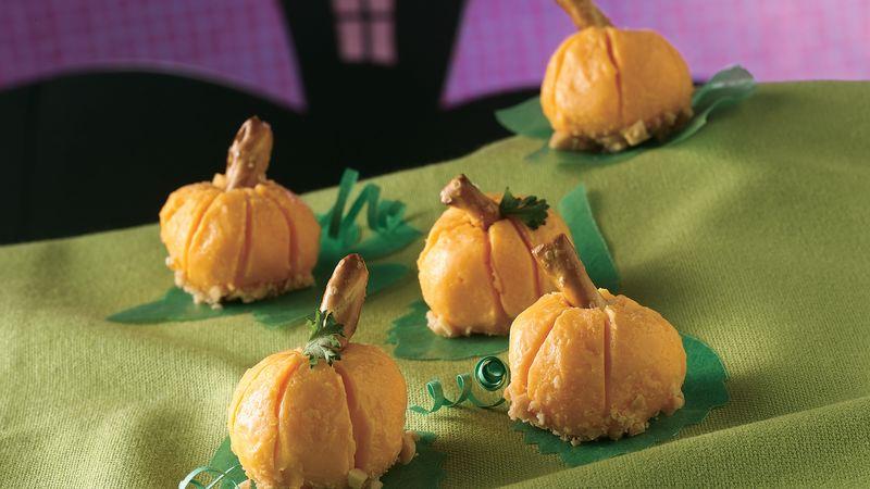 Cheese Pumpkins