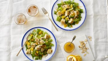 Lemon-Pepper Chicken Salad