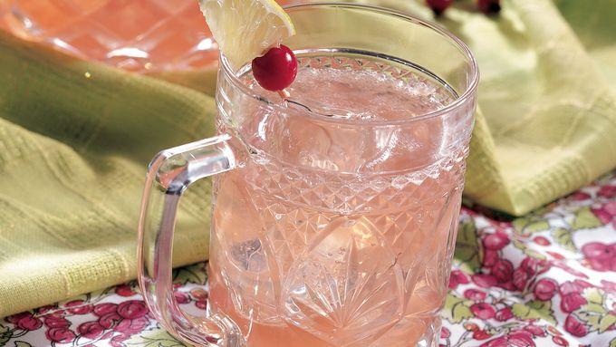 Cranberry Limeade