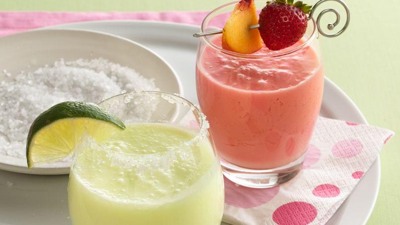 Margaritas sin licor