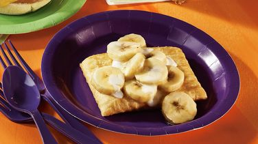 Banana-Apple Toaster Strudel®