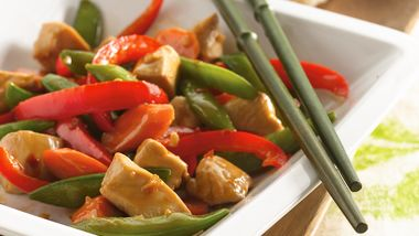 Gluten-Free Asian Chicken Stir Fry