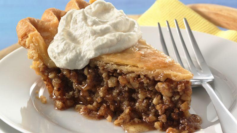 Greek Walnut Pie