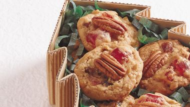 Christmas Fruit Drop Cookies