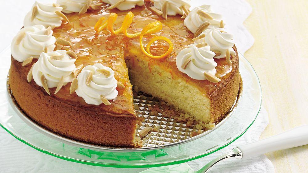 Almond-Orange Cake recipe from Pillsbury.com