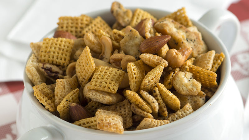 Seaside Chex Mix