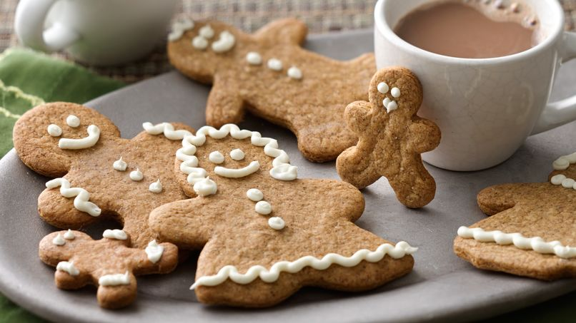 Gingerbread Cookie Families